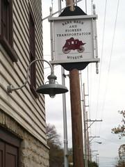 Bank Barn and Pioneer Transportation Museum