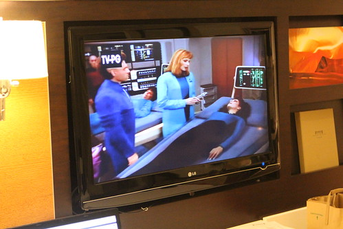 Star Trek The Next Generation at the Hotel