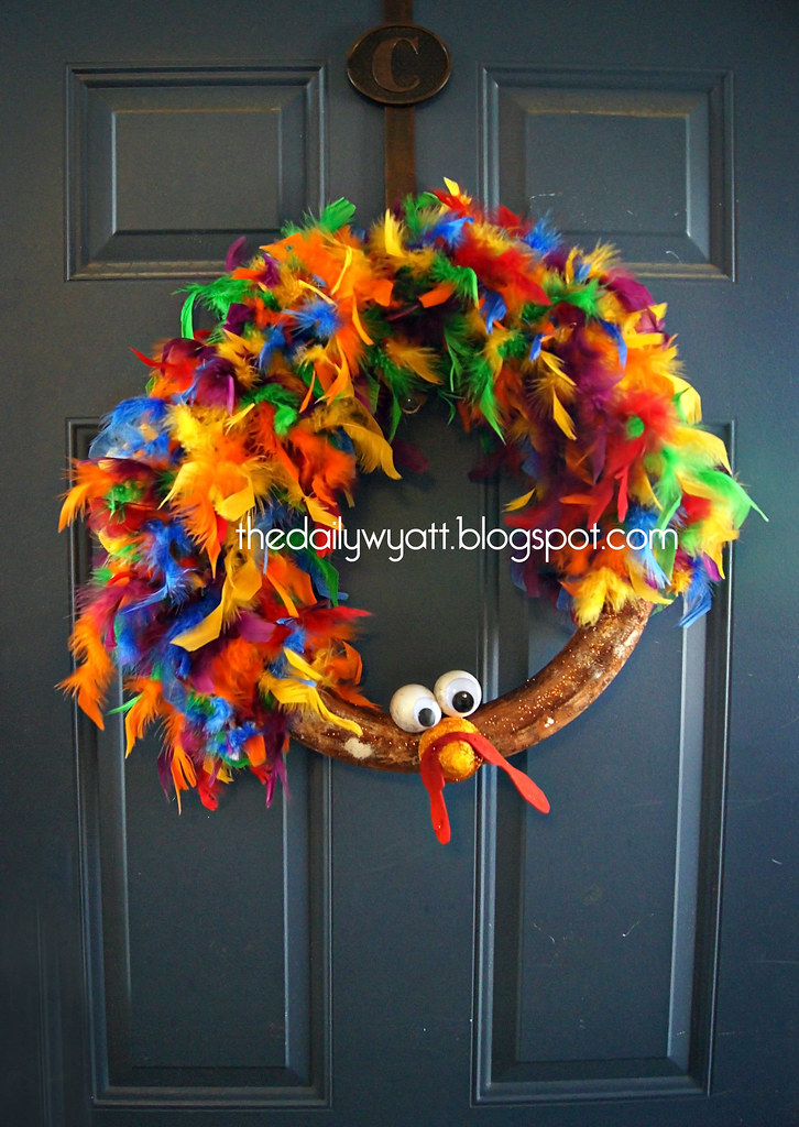 turkeywreath