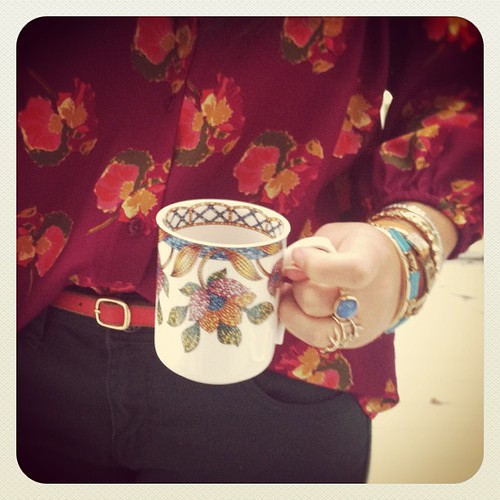 Coffee Cup Match Day Fifty! (round up will be on the blog today)