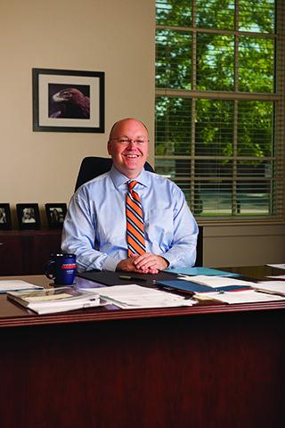 Christopher B. Roberts, Dean of Engineering