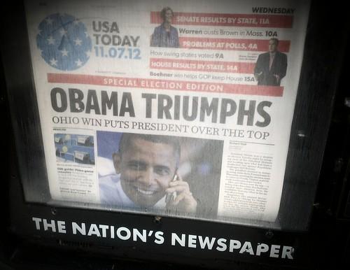 Obama Triumps!