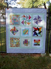 Girls Ranch Quilt