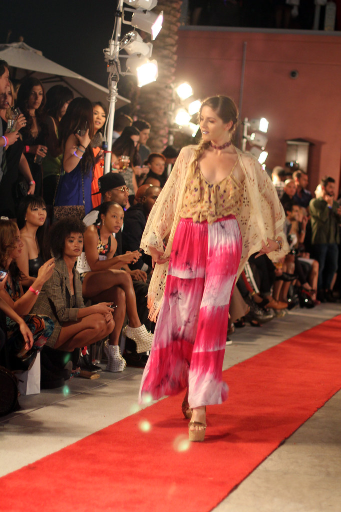 Gypsy Junkies Runway Show at Drais in Los Angeles