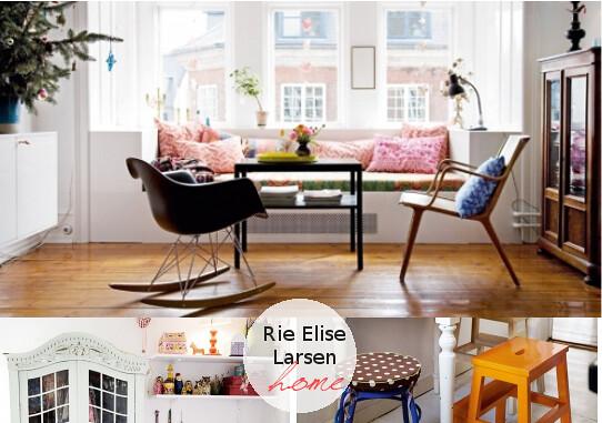 appunti di casa rie elise larsen. Black Bedroom Furniture Sets. Home Design Ideas