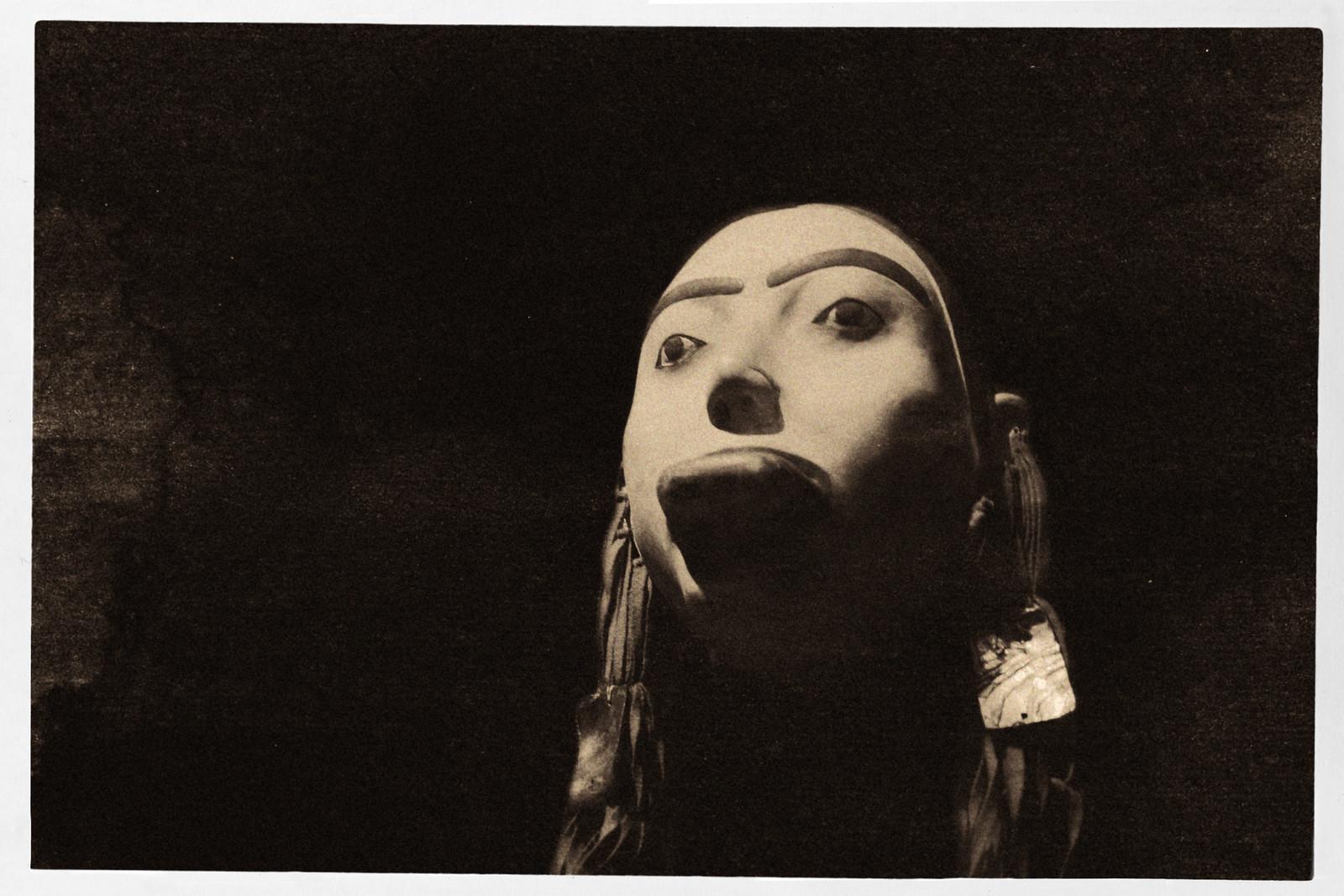 Haida Mask - American Museum of Naturral History