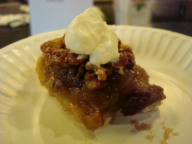 Jambo's Rum Pecan pie, Santa Fe Pie Mania