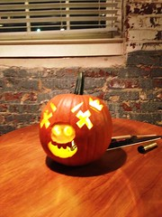 Pumpkin Piggy- Fire Inc. Atlanta