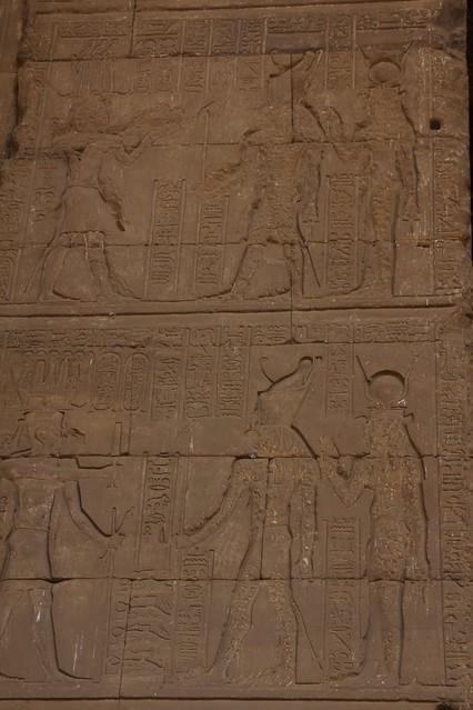 163 - Templo de Edfu