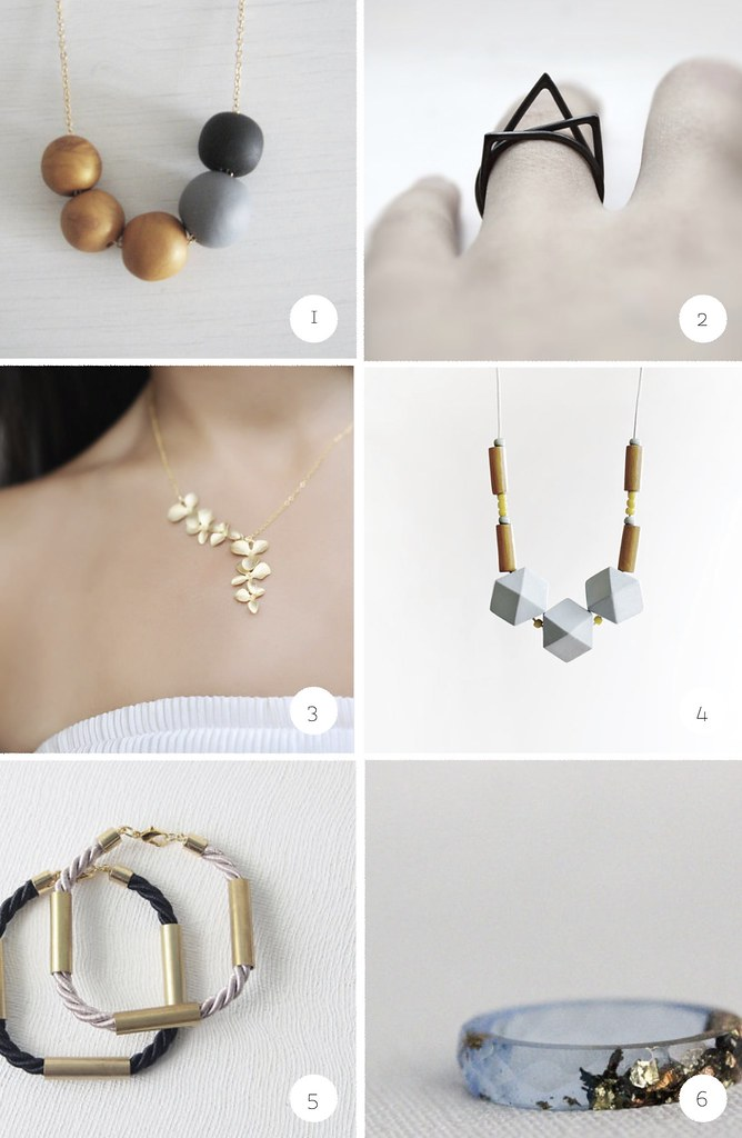 gift guide 2 - jewellery lover