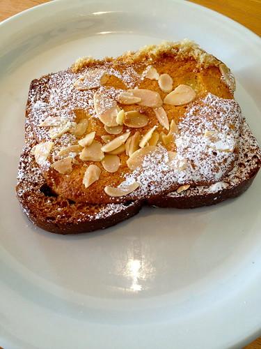 almond brioche