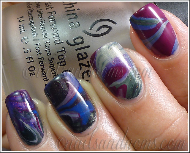 31DC2012 Day 20 Water Marble 4