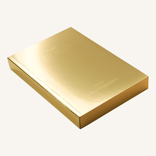 Daycraft Gold Slab Notebook