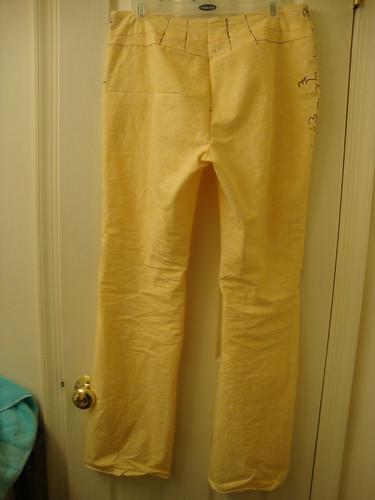 jeans muslin #6