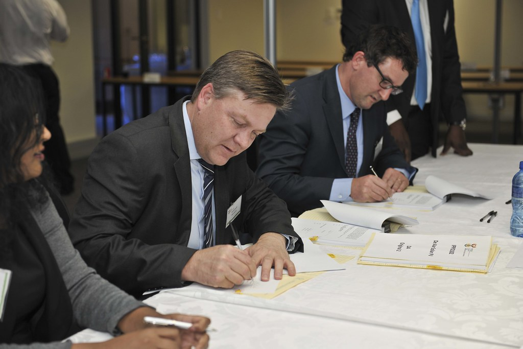 Mainstream signs agreements with South African Gov i