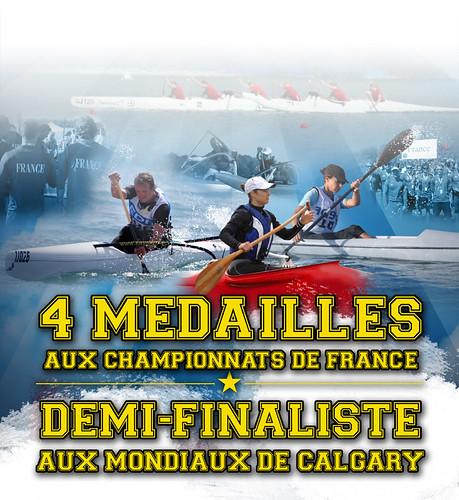 Saison 2012 compétition Ocean racing CNPRS