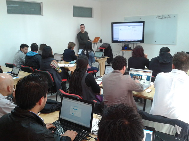 Taller de usabilidad en Bogotá