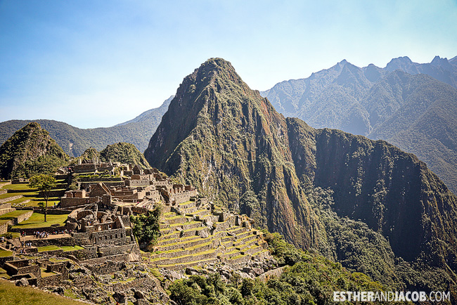 Entering Machu Picchu | Day 4 of 4-day Inca Trail hike to Machu Picchu | Travel Peru Photographer