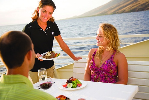 Thanksgiving DInner Cruises Offered by Pacific Whale Foundation