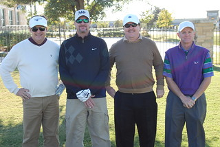 Austin Charity Drive Golf Tournament 2012