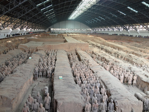 Xi'an - Terracotta Warriors