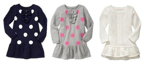 gap sweater dresses for toodler girls