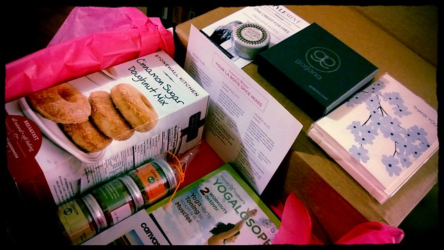 PopSugar Must Have Box - November 2012