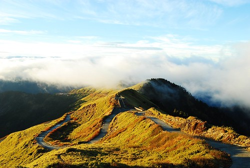 合歡山 太魯閣國家公園TAROKO National Park  morning light