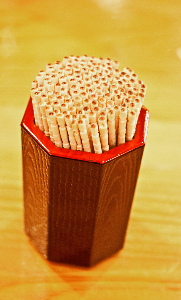 Canal City Misono Toothpicks