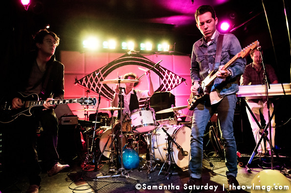 Races @ The Echo, LA 11/14/12