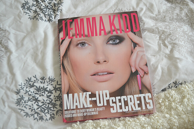 daisybutter - UK Style and Fashion Blog: jemma kidd make up secrets review
