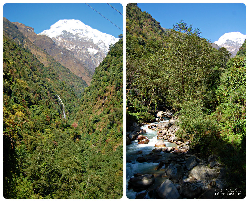 Sinuwa Annapurna Sanctuary Trek