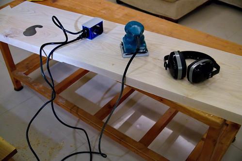 木工 板凳 20121118_1