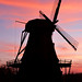 Sunset Colors at the Fabyan Windmill