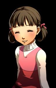Persona 4 Golden: Nanako Dojima
