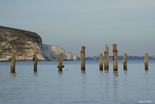 Sticks & Stones by julian sawyer - Purbeck Footprints