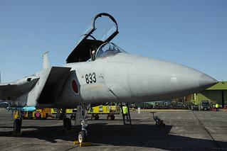 F-15 戦闘機 - エア・フェスタ浜松2012