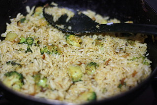 Broccoli Rice step 7