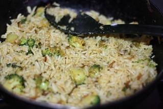 Broccoli Rice step 7