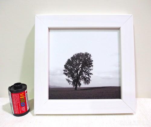點點印木框畫