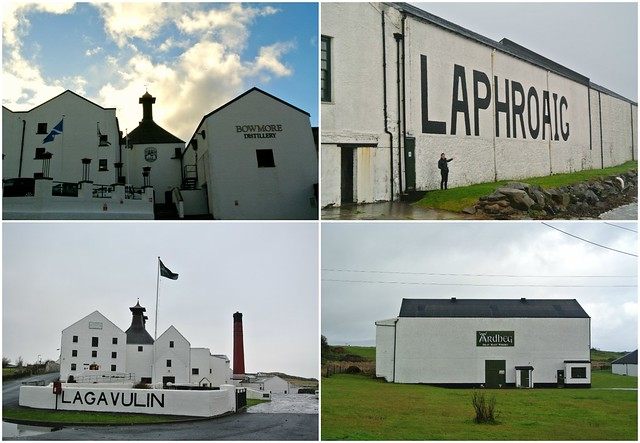Islay distilleries