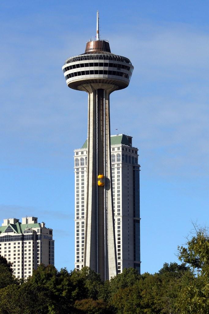 Skylon Tower Niagara Falls Tripomatic