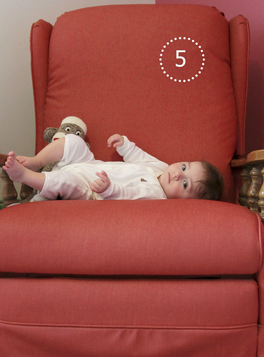 Alice Linda, 5 months