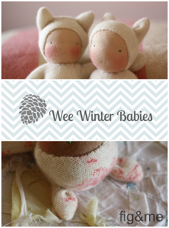 Wee winter babies