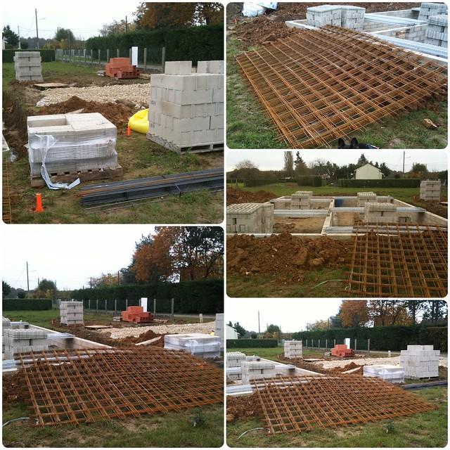 Notre projet de construction de maison individuelle for Projet de construction de maison