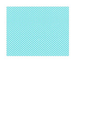 A2 size JPG turquoise Tiny Dot distress paper LARGE SCALE