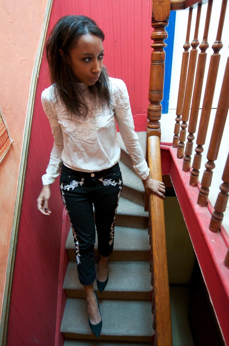 Isabel Marant Matthew jeans