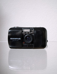 Olympus µ Mju-1 by So gesehen., on Flickr