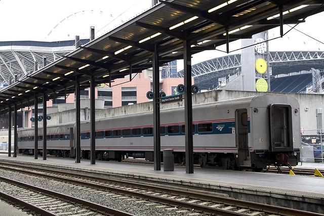 Seattle King Station