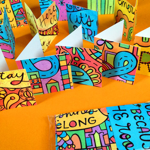 groovy-doodle-cards